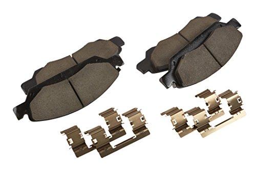 ACDelco 171-1243 GM Original Equipment Front Disc Brake Pad Set