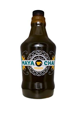 Maya Tea Company 90-0400-64oz Maya Chai Concentrate Original (SET OF 6 PER CASE)
