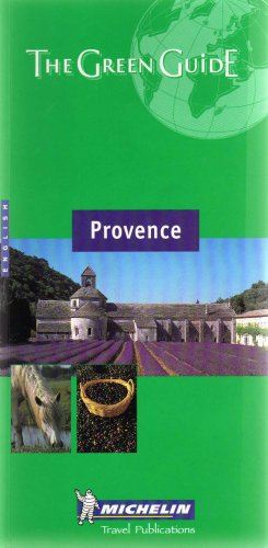 THE GREEN GUIDE: PROVENCE...THE SPIRIT OF DISCOVERY...the perfect travel companion: a discerning and up-to-date source of info...practical and comprehensive, it offers suggestions on what to see and do, background on history and cultural heritage (Michelin Green Guide To Provence)