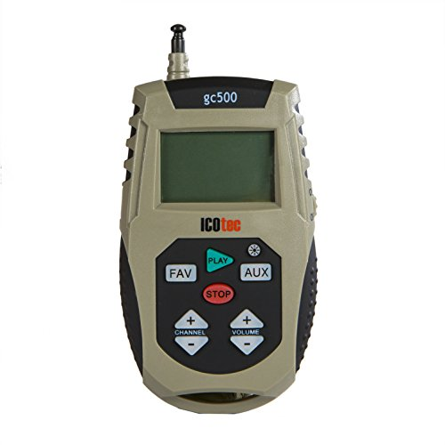 ICOtec GC500 - 200 Call Programmable Remote Electronic Game Call by Icotec (Image #7)