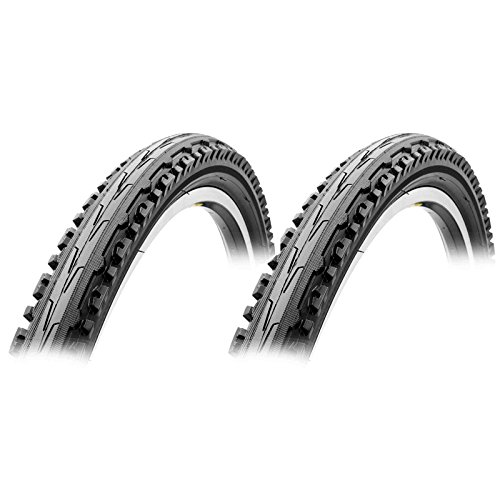 Sunlite K847 Kross Plus Goliath 26x1.95 PAIR Mountain Bike Tires Urban/Trail