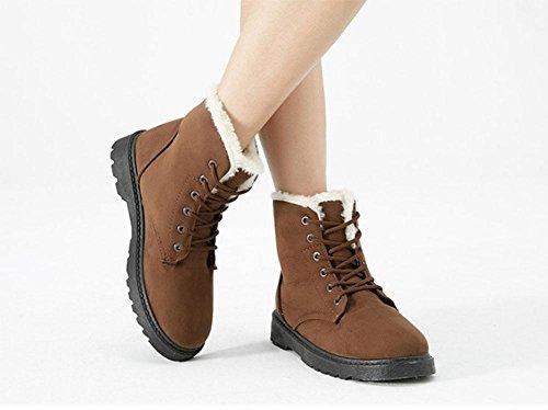 chaussures chaussures KUKI pour neige 004 bottes Chaussures coton explosions mode décontractées de femmes de pour sport en femmes bottes ww8q6FxvSr
