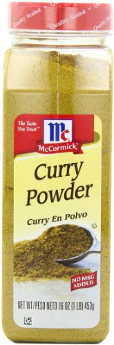 McCormick Curry Powder, 16-Ounce