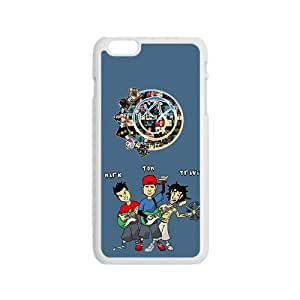 Cute Rock Band Brand New And High Quality Hard Case Cover Protector Iphone 5/5S