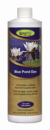EasyPro Pond Products PD16 Blue Pond Dye, 16000-Gallon by EasyPro Pond Products