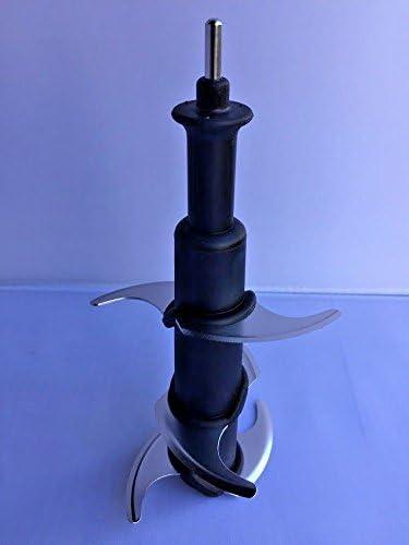 Conjunto de 6 cuchillas para licuadora Ninja Intelli, 72 onzas ...