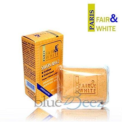 Fair & White Savon Aha-2 Exfoliating and Lightening Soap #40250