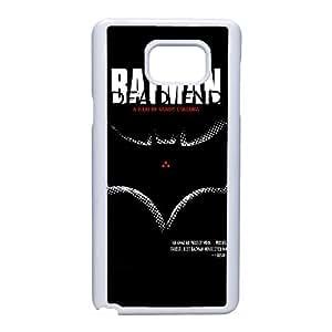 Alta resolución Batman Dead End cartel Samsung Galaxy Note caja del teléfono celular 5 funda blanca del teléfono celular Funda Cubierta EEECBCAAH74299
