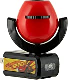 Projectables 11740 Six Image Cars LED Plug-In Night Light, Red and Black, Light Sensing, Auto On/Off, Projects Disney/Pixar Characters Lightning McQueen, Mater, and Holley on Ceiling, Wall, or Floor