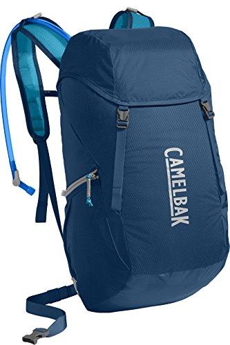 CamelBak Arete 22 Crux Reservoir Hydration Pack, Poseidon/Vivid Blue, 2.5 L/85 oz