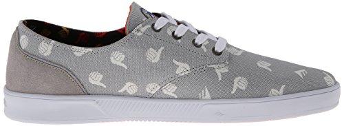 Emerica The Romero Laced X Bro Style grey/white Grey/White