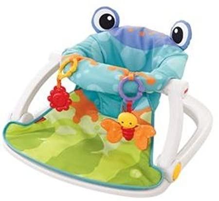 Fisher-Price Sit-Me-Up Floor Seat, Multicolor Fisher Price BFB07