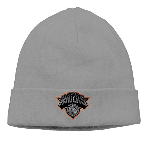 New York Knicks Schedule - New York Knicks Cool Black Up And Over Logo Cool Skull Cap Beanie Hat