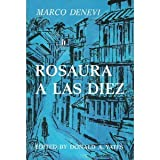img - for Rosaura a Las Diez by Marco Denevi (1985-06-03) book / textbook / text book