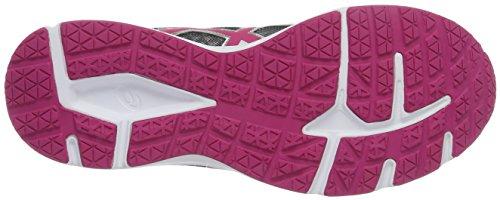 Asics Patriot 8, Zapatillas de Gimnasia Unisex Adulto Bianco (White/Sport Pink/Silver)