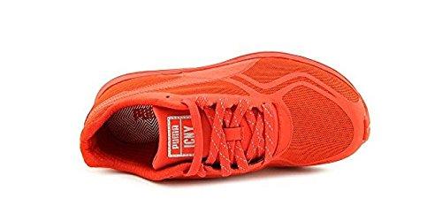 Puma CREAM FAAS X ICNY Scarpe da corsa Donna rosso 36