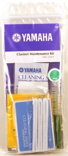 Yamaha Clarinet Maintenance Kit YACCLMKIT