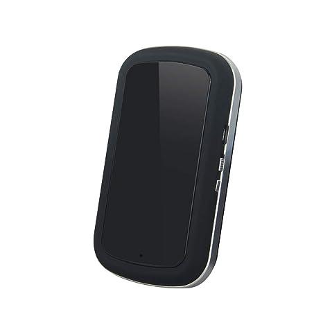 HAJZF Multifuncional GPRS Rastreador GPS para Coche De Larga ...
