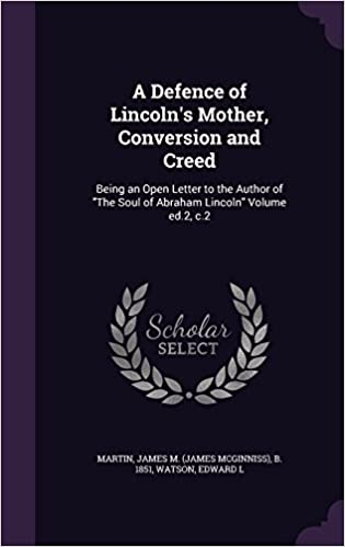 lincoln letter to mother