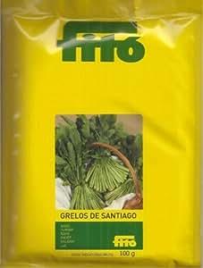 Nabo Grelos de Santiago 100 Gr
