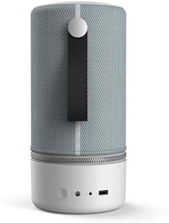 Libratone Zipp 2 Smart Wireless Großer Lautsprecher Alexa Integration Airplay 2 Multiroom 360 Sound Wlan Bluetooth Spotify Connect 12 Std Akku Frosty Grey Audio Hifi