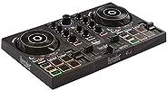 Hercules DJ Control Inpulse 200 | Portable USB DJ Controller with Beatmatch Guide, DJ Academy and full DJ soft