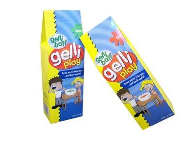 Gelli Play- Rosso- Gelli Baff Gelicity