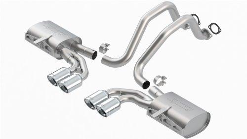 Borla 140427 Cat-Back Exhaust System