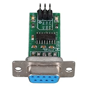 Nextrox® New MAX232 RS232 To TTL Converter/Adapter Module Board