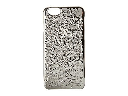 Price comparison product image Marc by Marc Jacobs Cell Phone Cradle for iPhone - Retail Packaging - Silver