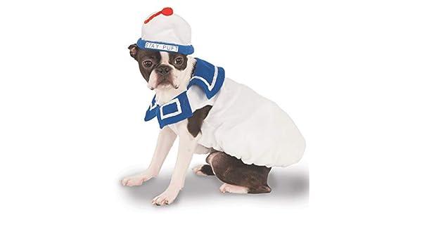 Disfraz de Marshmallow para perro: Amazon.es: Hogar