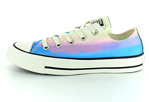 Converse Womens Chuck Taylor All Star Daybreak Bassa Sneaker Daybreak Pink / Motel Pool / Egret
