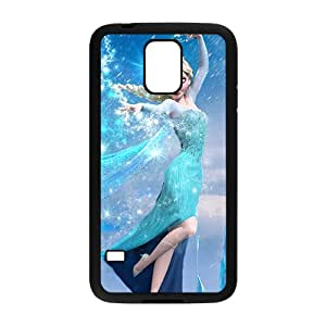RHGGB Frozen lovely girl Cell Phone Case for Samsung Galaxy S5