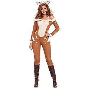 Deluxe Thumper The Evil Bunny Costume Rabid Rabbit Halloween Fancy Dress