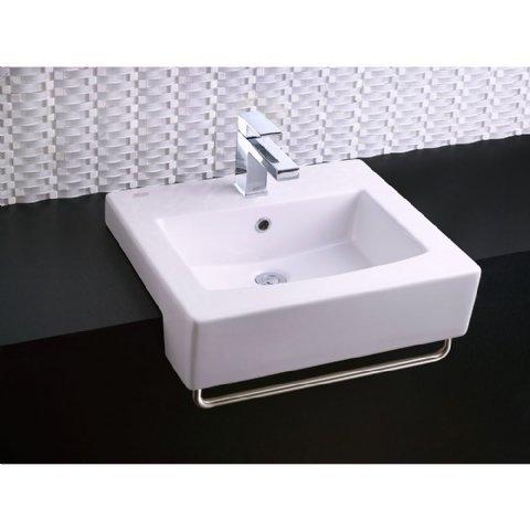 American Standard 8412000.002 Boxe Semi- Countertop Sink Towel Bar by American Standard