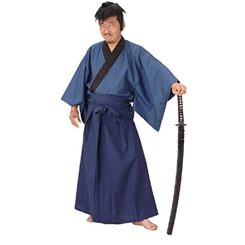 Ronin Costume - Expelled Samurai - Teen/Men's Costume]()