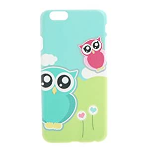 Trendy Owls Pattern Hard PC Protective Case for iPhone 6?4.7??