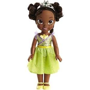 Amazon.com: Keys to the Kingdom Tiana Toddler Doll: Toys ...