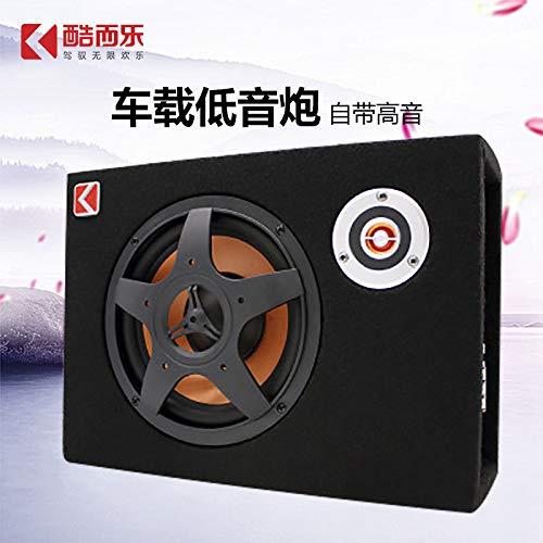 xingganglengyin 8-inch car Audio subwoofer Ultra-Thin Square high-Power car Speaker by xingganglengyin (Image #3)