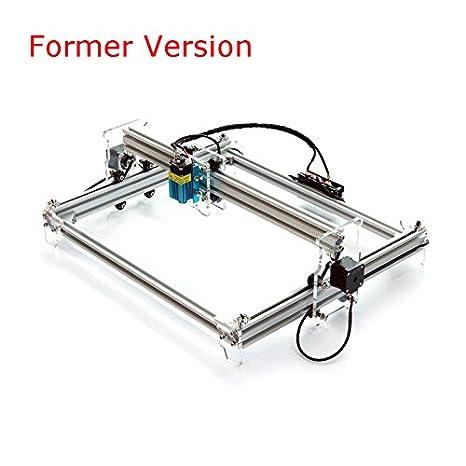 Amazon com: Laser Engraving Machine DIY 5500mW EleksMaker EleksLaser