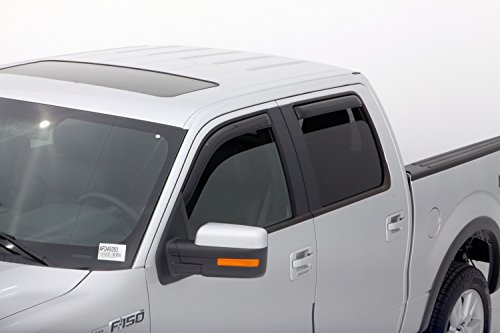 Auto Ventshade 194155 In-Channel Ventvisor Window Deflector, 4 Piece