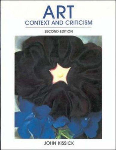 Art:Context+Criticism
