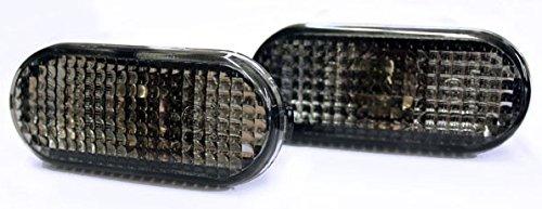 Set de intermitentes laterales en negro, 141190902: Amazon.es: Coche y moto