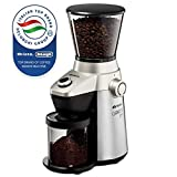 Best Coffee Burr Grinders - Ariete -Delonghi Electric Coffee Grinder - Professional Heavy Review