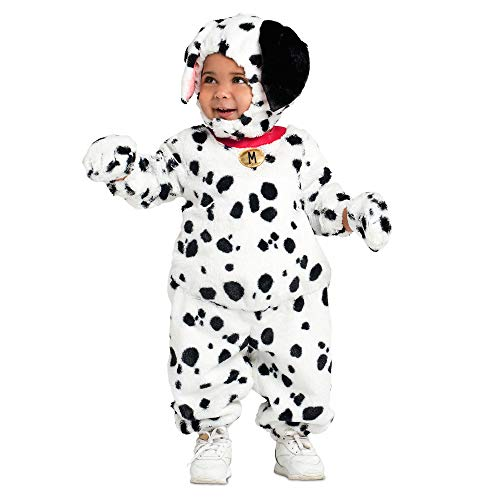 Disney 101 Dalmatians Plush Costume for Baby - Size 18-24 MO Multi -