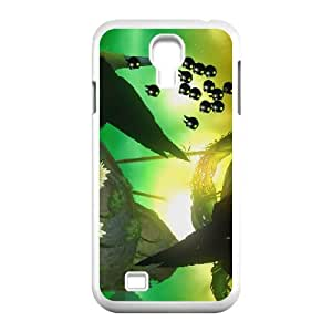 Samsung Galaxy S4 9500 Cell Phone Case White BADLAND Game of the Year Edition Wpnds