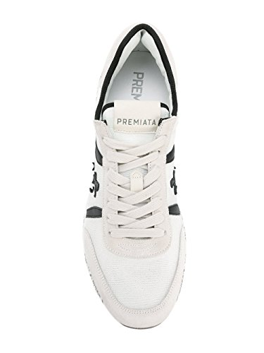 PREMIATA Pelle Bianco HANZO2908 Uomo Sneakers Uomo HANZO2908 Sneakers PREMIATA rxw0OFBrq