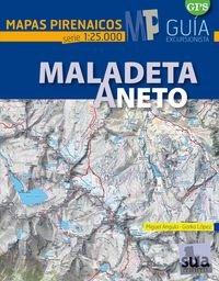 Descargar Libro Maladeta-aneto. Mapas Pirenaicos. 1:25000 Gorka Lopez Calleja
