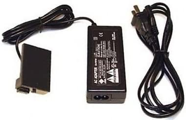 AC Adapter DR-E8 for Canon EOS Rebel T3i T4i T5i 600D 650D 700D ac