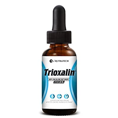 Trioxalin - Transform your Body with Nutratech VLC Drops! Scientifically Engineered to Burn Fat, Suppress Appetite, Lose Weight. Ultra-Concentrated New Formula!